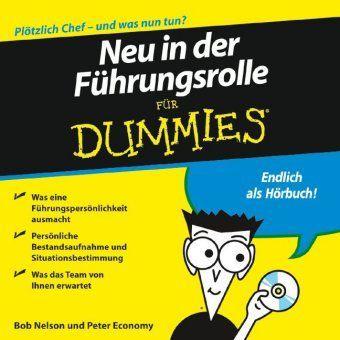 Neu in der Führungsrolle für Dummies, Audio-CD, Marshall Loeb, Stephen Kindel