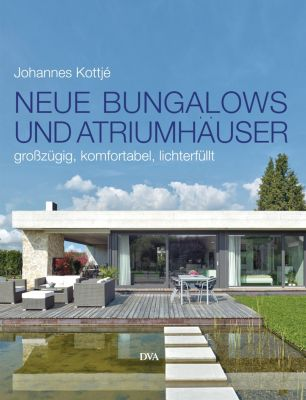 Neue Bungalows und Atriumhäuser - Johannes Kottjé |