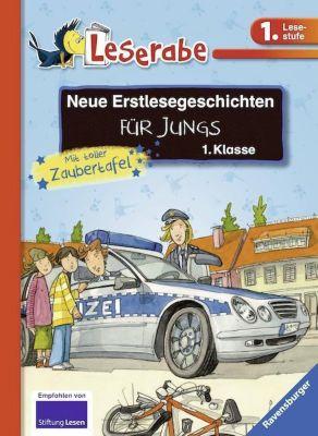 Neue Erstlesegeschichten für Jungs 1. Klasse, Henriette Wich, Heinz Janisch, Claudia Ondracek