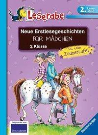 Neue Erstlesegeschichten für Mädchen 2. Klasse, Claudia Ondracek, Cornelia Ziegler, Alexandra Fischer-Hunold, Julia Boehme