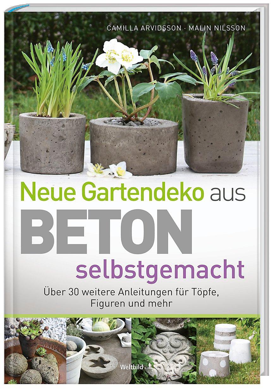 Neue Garten Deko Aus Beton Selbstgemacht Weltbild Ausgabe Portofrei