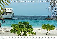 Neue Malediventräume (Tischkalender 2019 DIN A5 quer) - Produktdetailbild 5