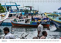Neue Malediventräume (Tischkalender 2019 DIN A5 quer) - Produktdetailbild 1