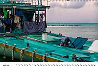 Neue Malediventräume (Wandkalender 2019 DIN A2 quer) - Produktdetailbild 4