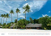 Neue Malediventräume (Wandkalender 2019 DIN A2 quer) - Produktdetailbild 7