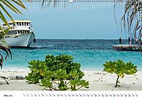 Neue Malediventräume (Wandkalender 2019 DIN A2 quer) - Produktdetailbild 5