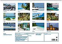 Neue Malediventräume (Wandkalender 2019 DIN A2 quer) - Produktdetailbild 13
