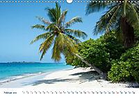 Neue Malediventräume (Wandkalender 2019 DIN A3 quer) - Produktdetailbild 2