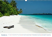 Neue Malediventräume (Wandkalender 2019 DIN A3 quer) - Produktdetailbild 11