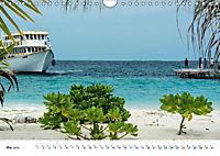 Neue Malediventräume (Wandkalender 2019 DIN A4 quer) - Produktdetailbild 5
