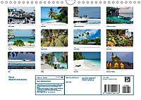 Neue Malediventräume (Wandkalender 2019 DIN A4 quer) - Produktdetailbild 13