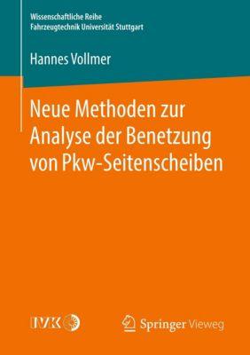 Neue Methoden zur Analyse der Benetzung von Pkw-Seitenscheiben, Hannes Vollmer