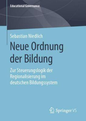 Neue Ordnung der Bildung - Sebastian Niedlich pdf epub