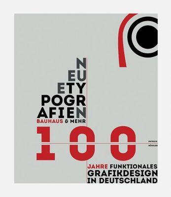 Neue Typografien / New Typographies, Patrick Rössler