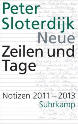 Neue Zeilen und Tage, Peter Sloterdijk