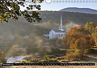 NEUENGLAND - Eine Reise durch den Nordosten der USA (Wandkalender 2019 DIN A4 quer) - Produktdetailbild 6