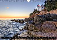 NEUENGLAND - Eine Reise durch den Nordosten der USA (Wandkalender 2019 DIN A4 quer) - Produktdetailbild 8
