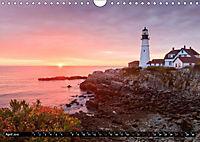 NEUENGLAND - Eine Reise durch den Nordosten der USA (Wandkalender 2019 DIN A4 quer) - Produktdetailbild 3