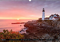 NEUENGLAND - Eine Reise durch den Nordosten der USA (Wandkalender 2019 DIN A3 quer) - Produktdetailbild 4