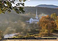 NEUENGLAND - Eine Reise durch den Nordosten der USA (Wandkalender 2019 DIN A3 quer) - Produktdetailbild 11