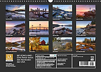 NEUENGLAND - Eine Reise durch den Nordosten der USA (Wandkalender 2019 DIN A3 quer) - Produktdetailbild 13