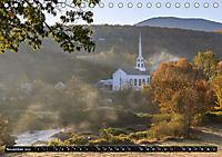 NEUENGLAND - Eine Reise durch den Nordosten der USA (Tischkalender 2019 DIN A5 quer) - Produktdetailbild 11