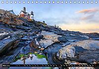 NEUENGLAND - Eine Reise durch den Nordosten der USA (Tischkalender 2019 DIN A5 quer) - Produktdetailbild 3