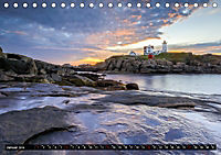 NEUENGLAND - Eine Reise durch den Nordosten der USA (Tischkalender 2019 DIN A5 quer) - Produktdetailbild 1