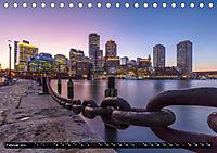 NEUENGLAND - Eine Reise durch den Nordosten der USA (Tischkalender 2019 DIN A5 quer) - Produktdetailbild 2