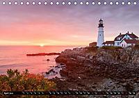 NEUENGLAND - Eine Reise durch den Nordosten der USA (Tischkalender 2019 DIN A5 quer) - Produktdetailbild 4