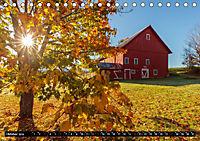 NEUENGLAND - Eine Reise durch den Nordosten der USA (Tischkalender 2019 DIN A5 quer) - Produktdetailbild 10