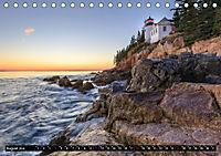 NEUENGLAND - Eine Reise durch den Nordosten der USA (Tischkalender 2019 DIN A5 quer) - Produktdetailbild 8