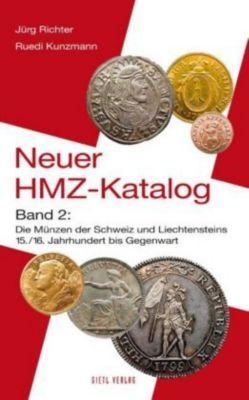 Neuer Hmz Katalog Bd 2 Die M Nzen Der Schweiz Und