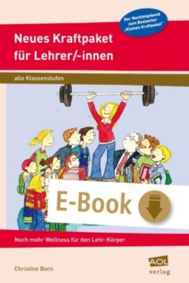 Neues Kraftpaket für Lehrer/-innen, Christine Born