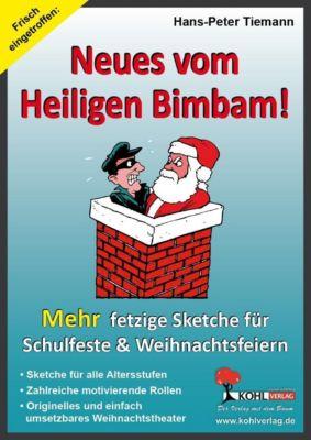 Neues vom Heiligen Bimbam!, Hans-Peter Tiemann