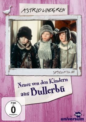 Neues von den Kindern aus Bullerbü, Astrid Lindgren