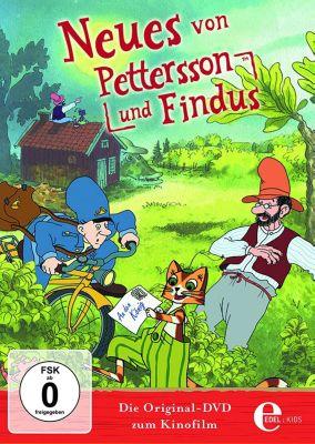 Neues von Pettersson und Findus, Sven Nordqvist
