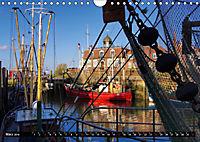 Neuharlingersiel - Ostfrieslands schönstes Hafenstädtchen (Wandkalender 2019 DIN A4 quer) - Produktdetailbild 3