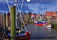 Neuharlingersiel - Ostfrieslands schönstes Hafenstädtchen (Wandkalender 2019 DIN A4 quer) - Produktdetailbild 7