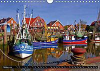 Neuharlingersiel - Ostfrieslands schönstes Hafenstädtchen (Wandkalender 2019 DIN A4 quer) - Produktdetailbild 10