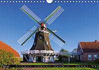 Neuharlingersiel - Ostfrieslands schönstes Hafenstädtchen (Wandkalender 2019 DIN A4 quer) - Produktdetailbild 4