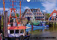 Neuharlingersiel - Ostfrieslands schönstes Hafenstädtchen (Wandkalender 2019 DIN A4 quer) - Produktdetailbild 5