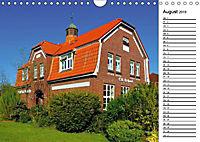 Neuharlingersiel - Ostfrieslands schönstes Hafenstädtchen (Wandkalender 2019 DIN A4 quer) - Produktdetailbild 8