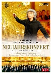 Neujahrskonzert 2002, Seiji Ozawa, Wiener Philharmoniker