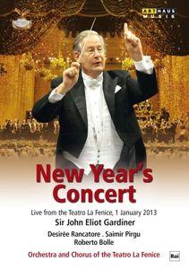 Neujahrskonzert 2013, Gardiner, Rancatore, Pirgu, La Fenice
