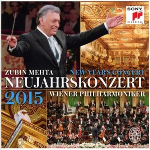 Neujahrskonzert 2015, Zubin Mehta, Wiener Philharmoniker