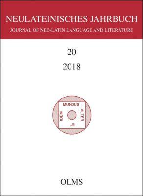 Neulateinisches Jahrbuch -  pdf epub