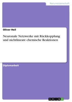 Neuronale Netzwerke mit Rückkopplung und nichtlineare chemische Reaktionen, Oliver Heil