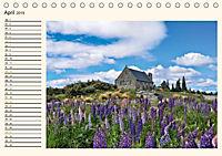 Neuseeland - atemberaubend schön (Tischkalender 2019 DIN A5 quer) - Produktdetailbild 4