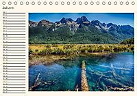 Neuseeland - atemberaubend schön (Tischkalender 2019 DIN A5 quer) - Produktdetailbild 7